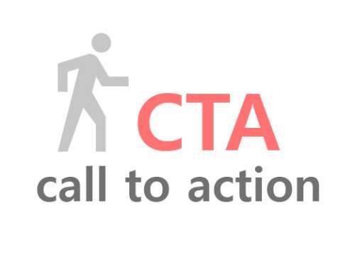콜 투 액션(CTA, call to action)이란?